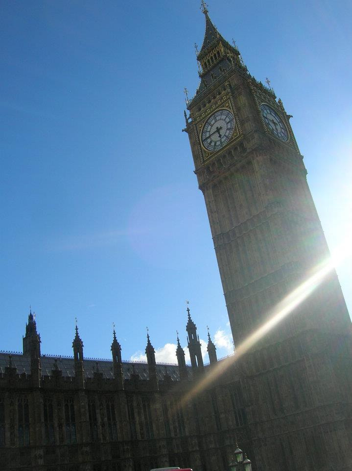 Photograph The big ben  by Sara  on 500px