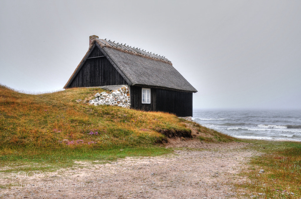 Photograph Cottage by the sea side... by Almqvist Photo on 500px