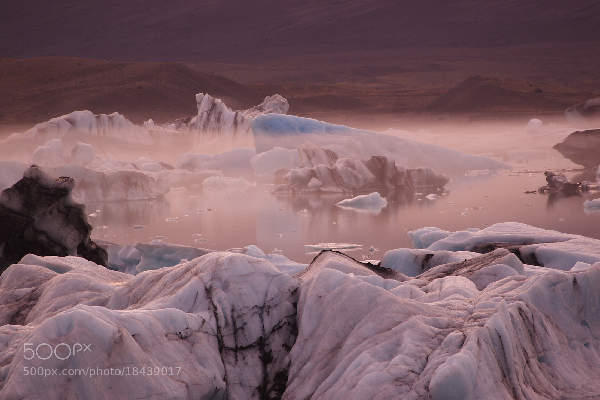 Photograph Mist and ice by Claudio Corradini on 500px