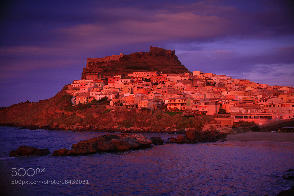 Photograph Castelsardo by Claudio Corradini on 500px