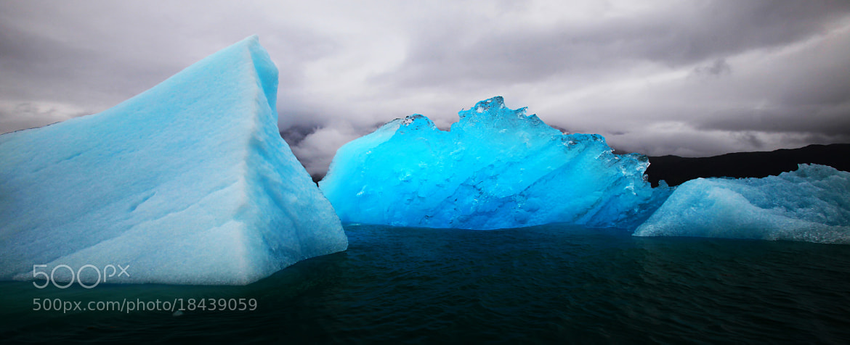 Photograph Icebergs alive by Claudio Corradini on 500px