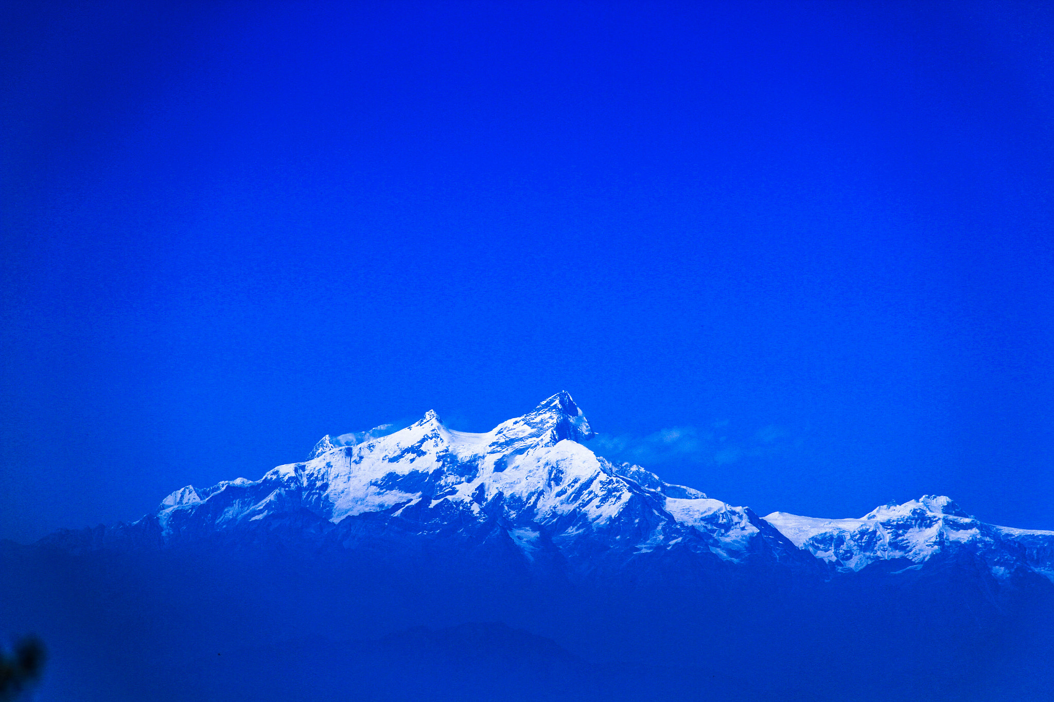 Photograph A Facade of Fishtail: My Nepal My Pride by Sudeep Devkota on 500px