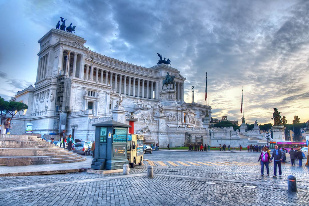 Photograph The Eternal City  by Giuseppe Sapori on 500px