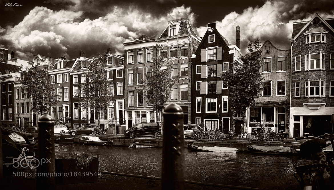 Photograph Amsterdam. by Viktor Korostynski on 500px