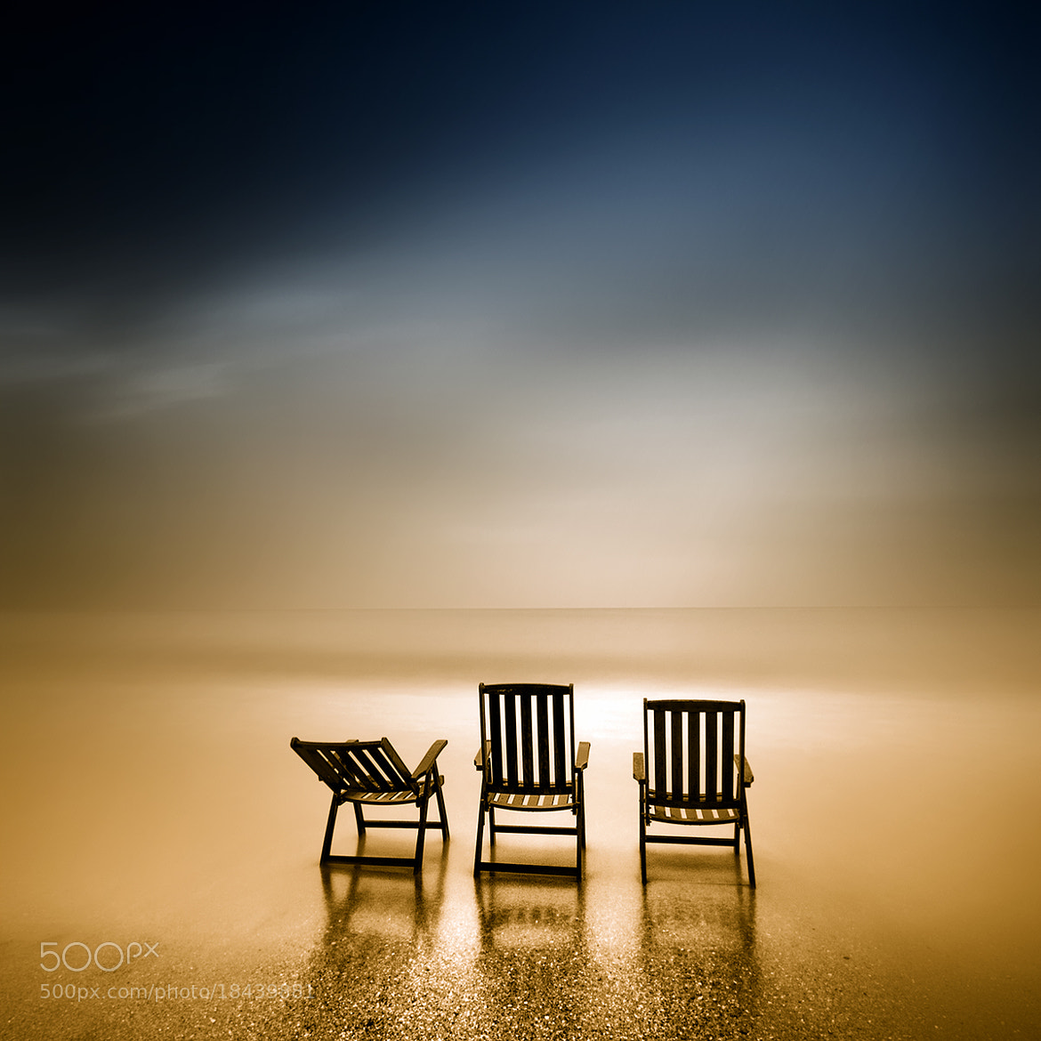 Photograph Waiting for the return by Kees Smans on 500px