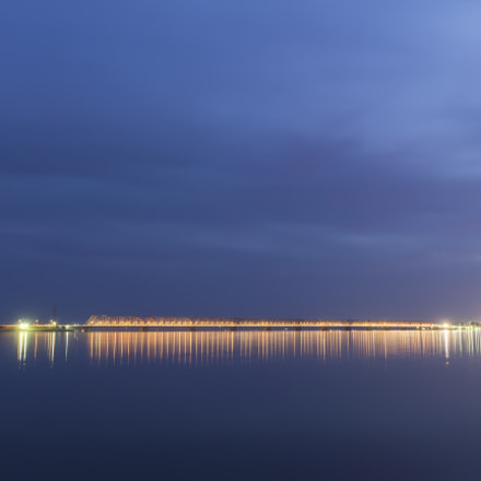 Sunset during blue hour, Canon EOS 650D, Canon EF-S 10-22mm f/3.5-4.5 USM