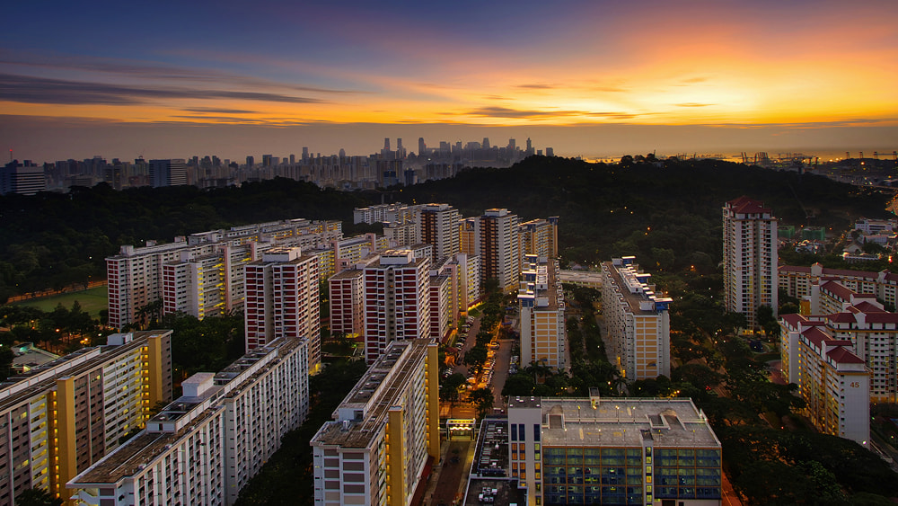 Photograph The City Awakens by WK Cheoh on 500px