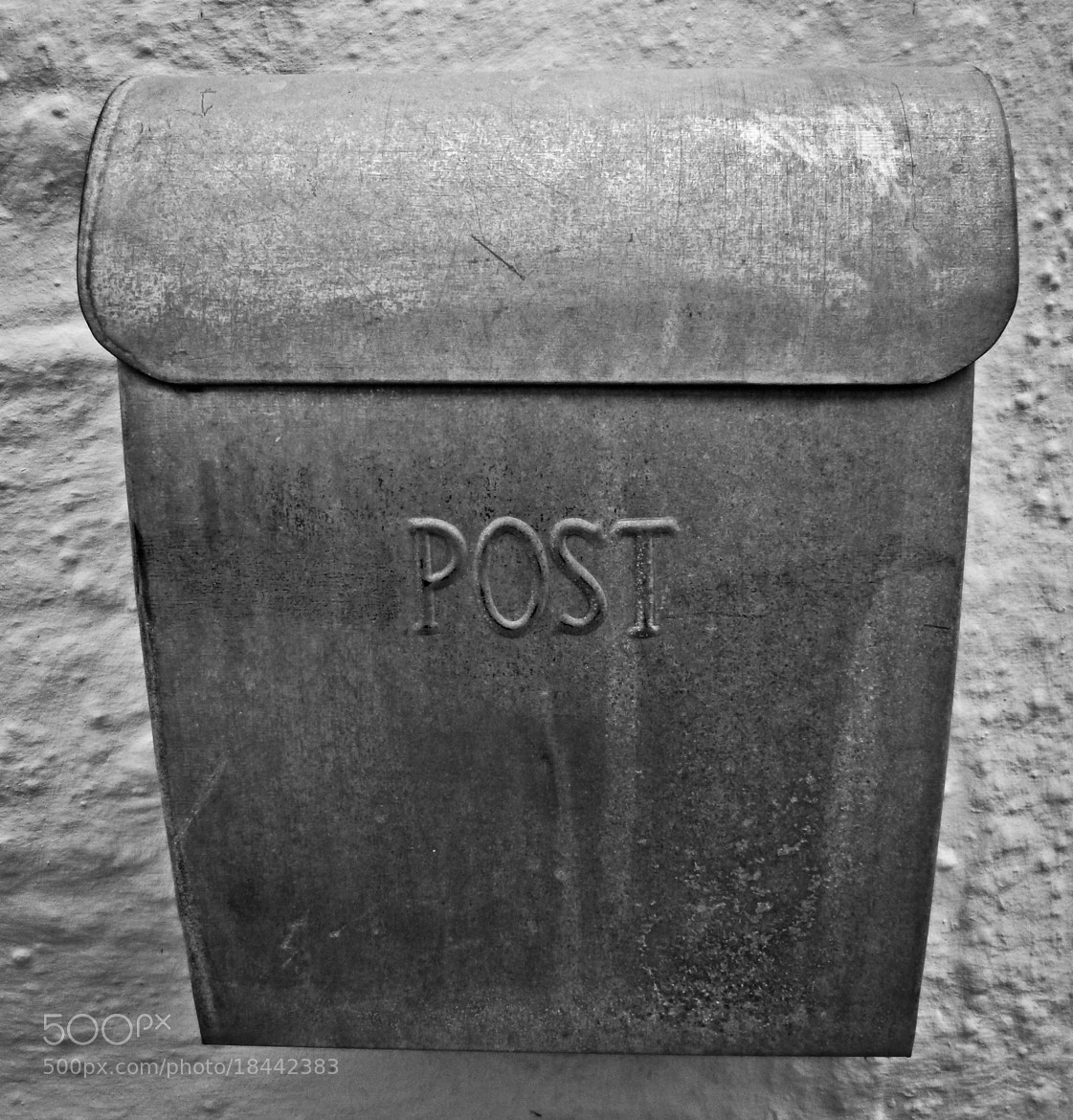 Photograph Letterbox by Léa Descamps on 500px