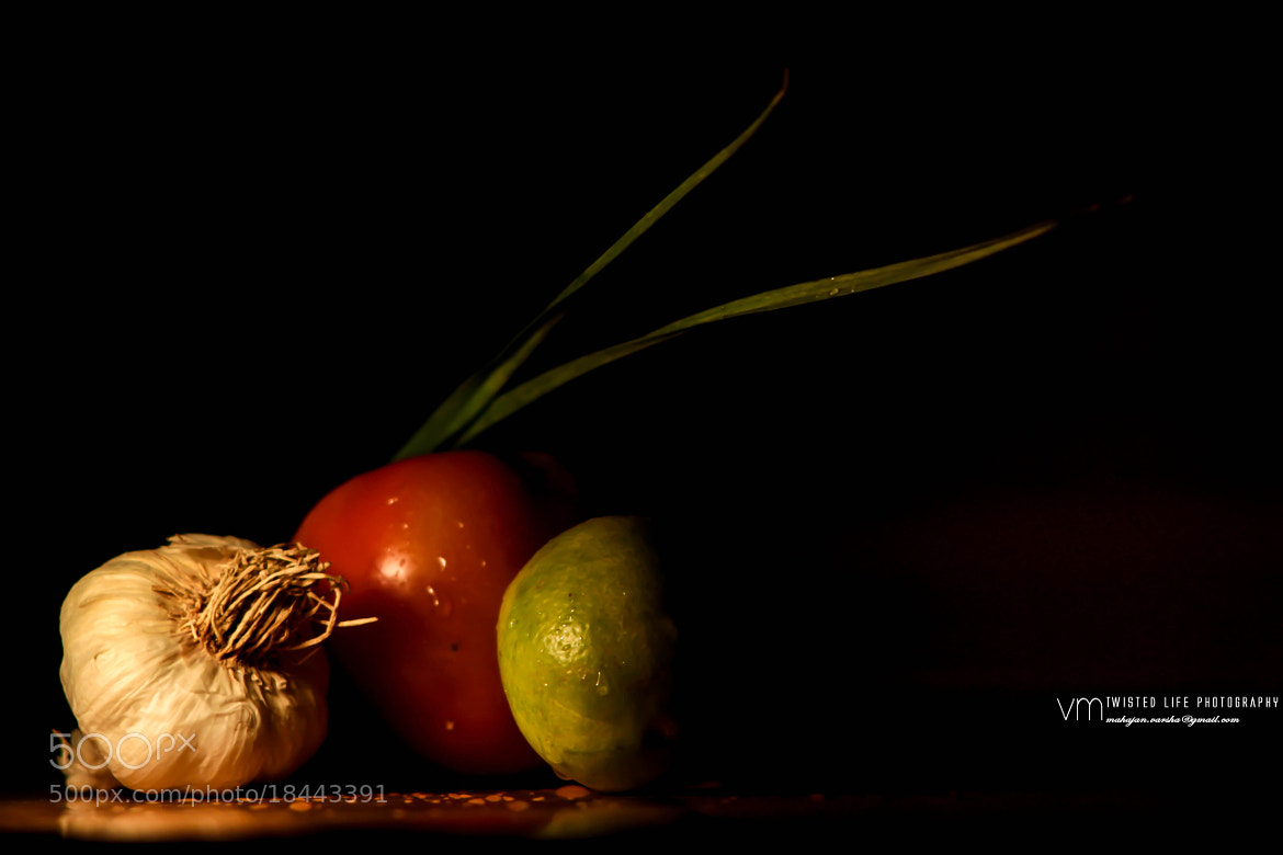 Photograph Veggie? by Va Sha Mahajan on 500px