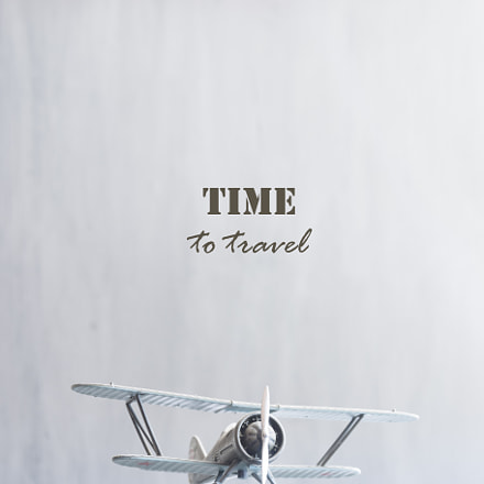 Time to Travel idea, Canon EOS 70D, Sigma 18-200mm f/3.5-6.3 DC OS