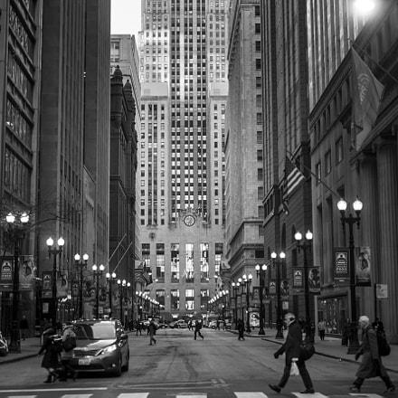 Chicago Board of Trade, Canon EOS 5D MARK II, Canon EF 50mm f/2.5 Macro