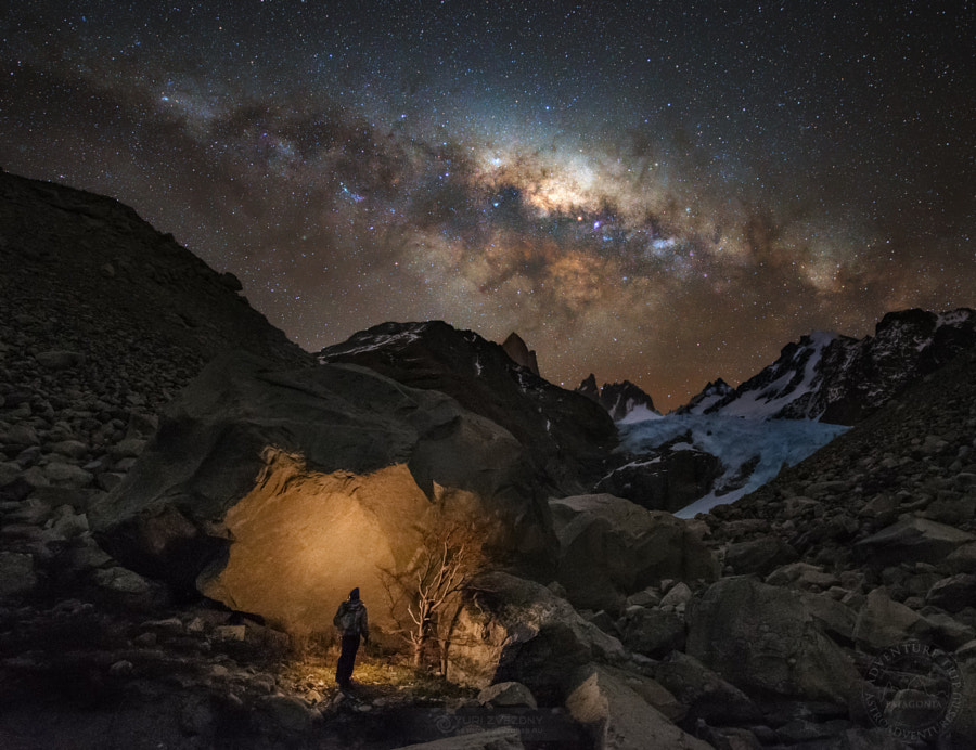 Wanderer in Patagonia by Yuri Zvezdny on 500px.com