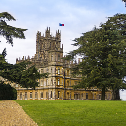 Highclere Castle, Sony SLT-A77V, Tamron SP 24-70mm F2.8 Di USD