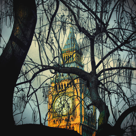 Big Ben and his, Canon POWERSHOT SX500 IS