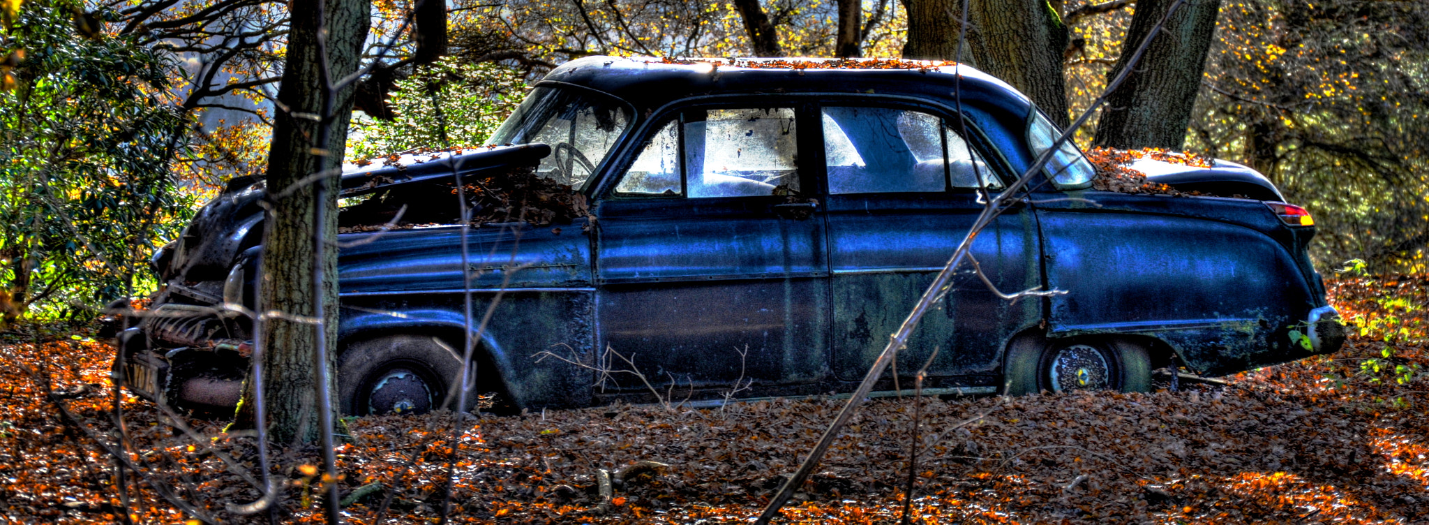 Photograph Abandoned by mark baker on 500px