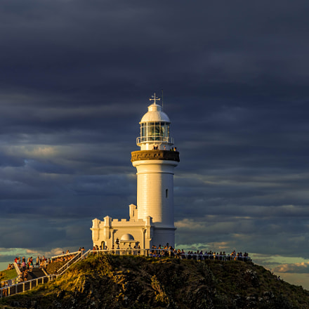 Byron Bay Lighthouse, Canon EOS 6D, Canon EF 24-105mm f/3.5-5.6 IS STM