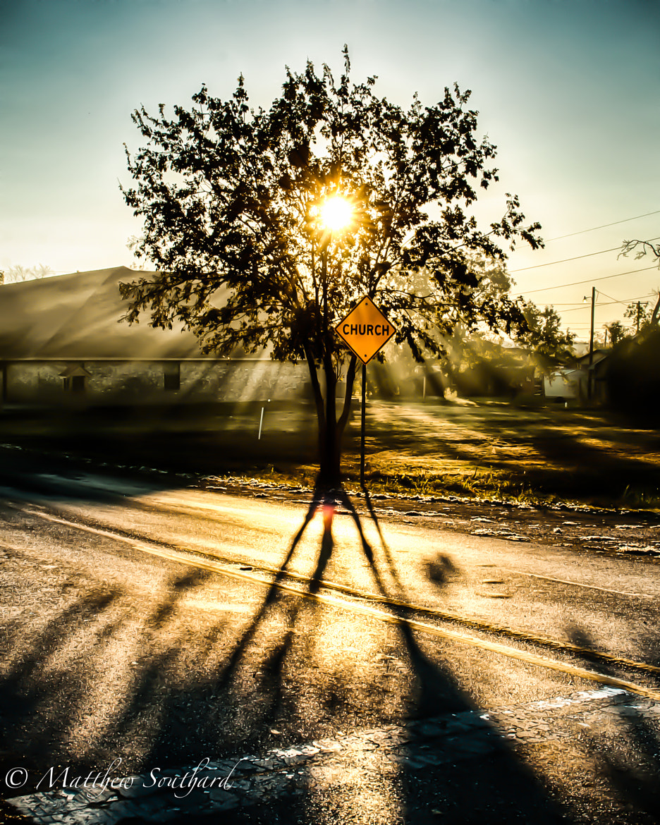 Photograph Into The Light by Matthew Southard on 500px