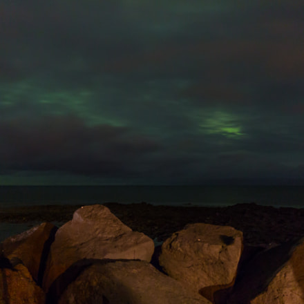 iceland Northern Lights near, Canon POWERSHOT G1 X