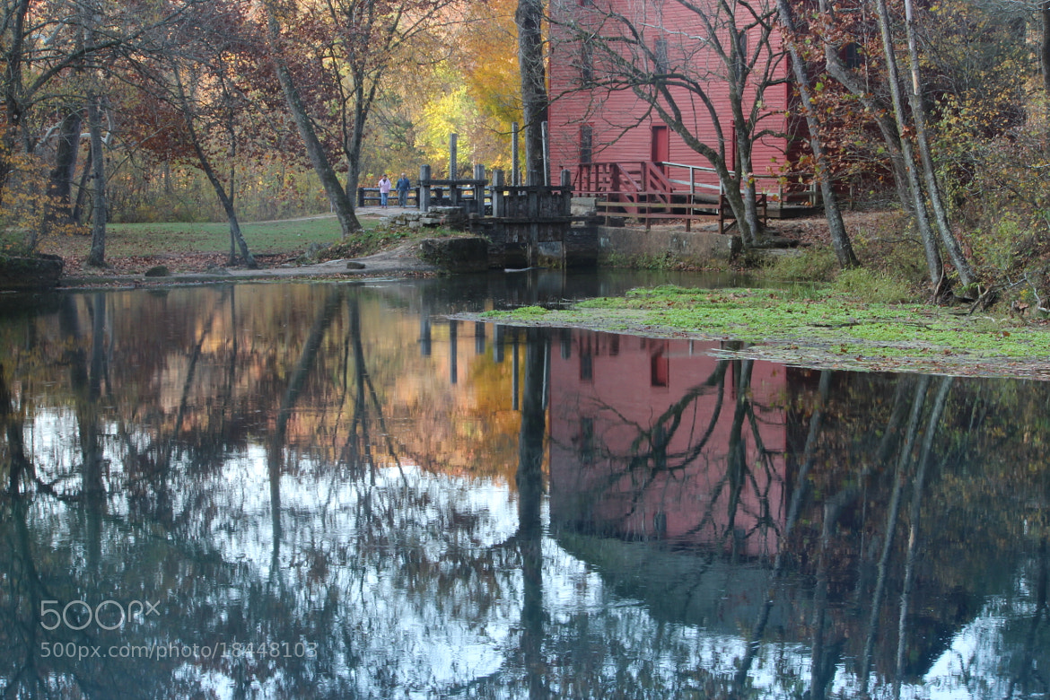 Photograph Alley Springs & Mill by Mike Fry on 500px