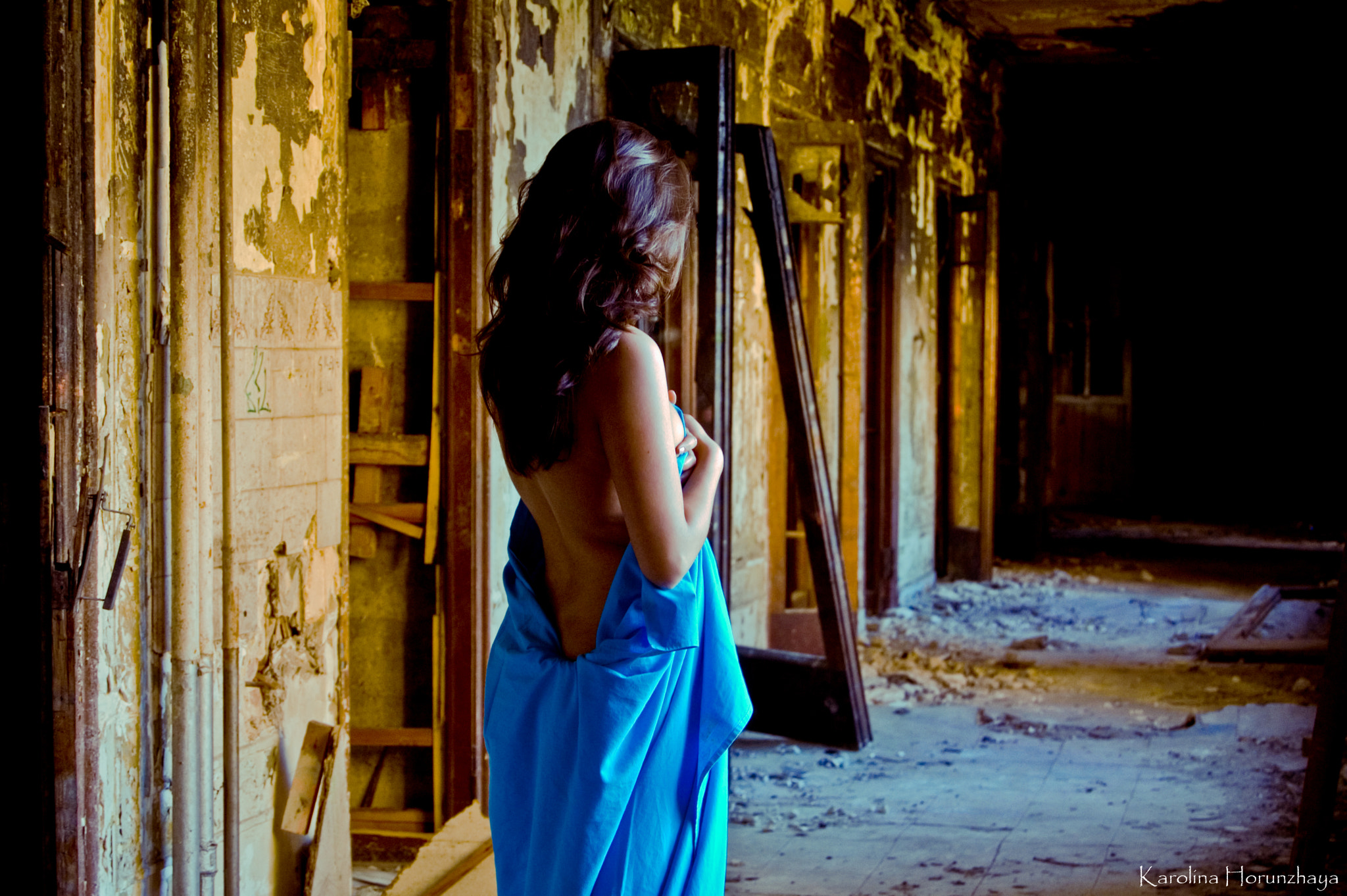 Photograph ruins by Karolyn Fox on 500px