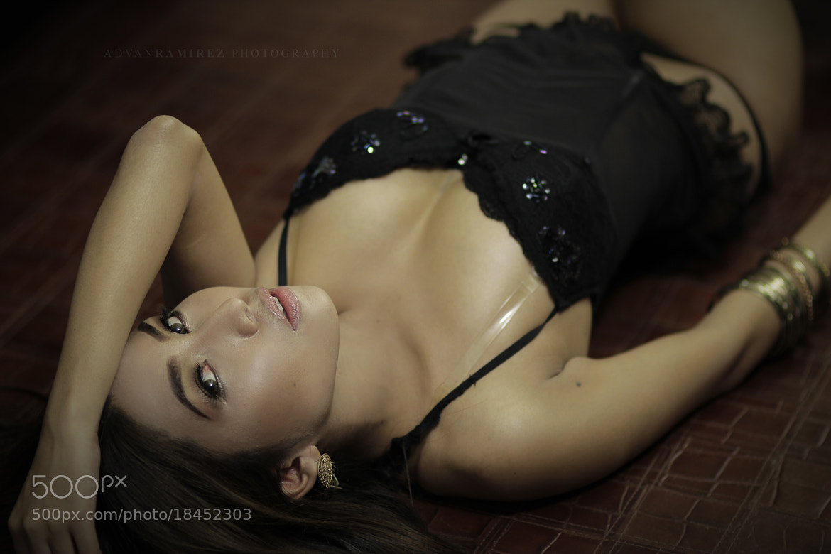 Photograph Samantha by Advan Martin Ramirez on 500px