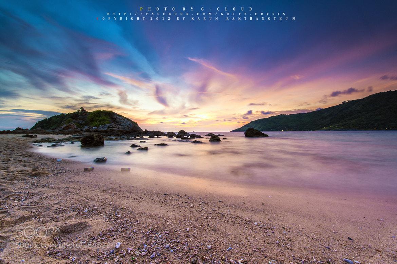 Photograph Romantic Beach by Golfzx Cloud on 500px