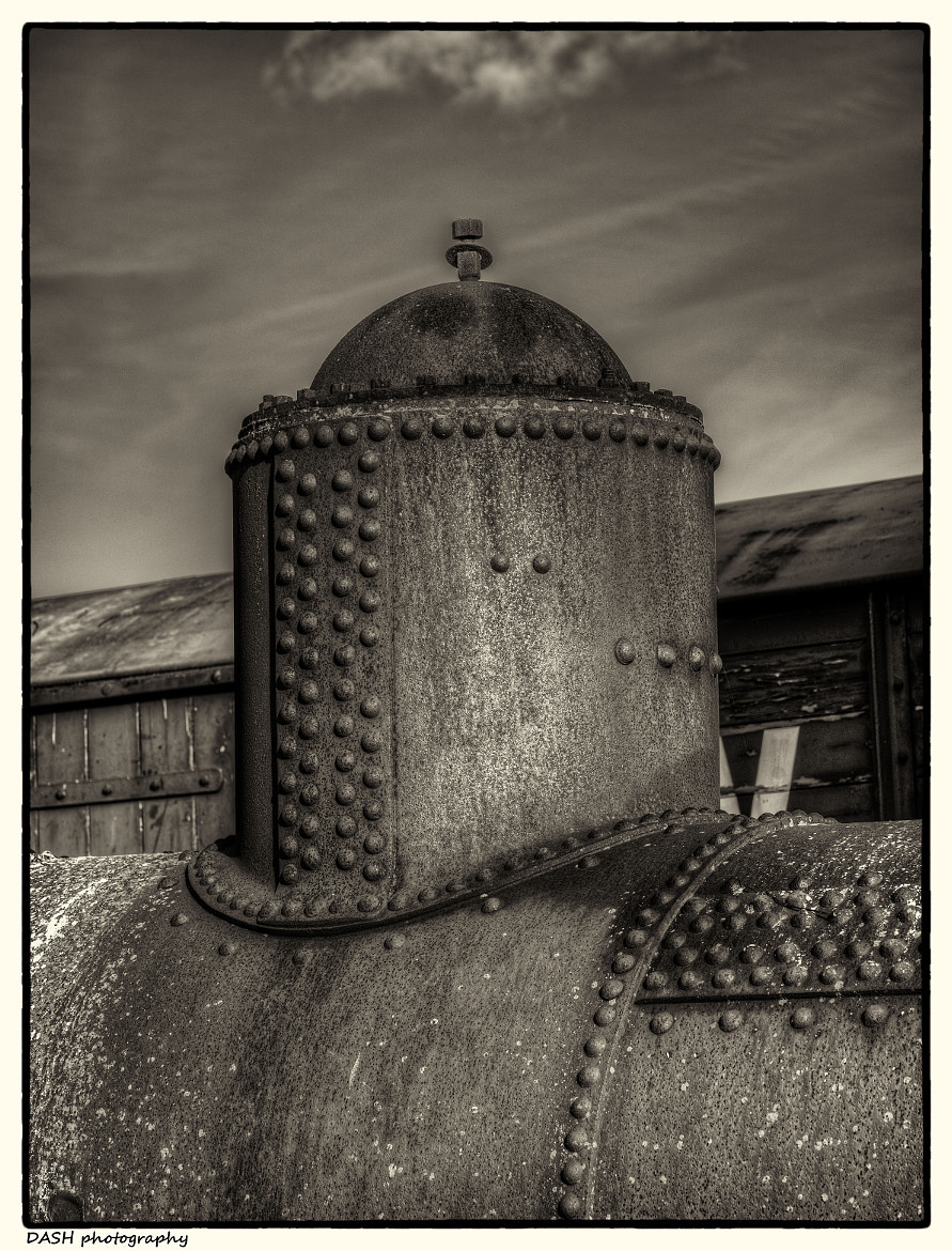 Photograph Old Boiler by David Ash on 500px