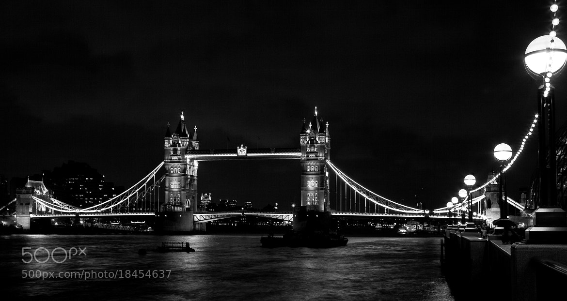 Photograph Tower Bridge London by Mike Howe on 500px
