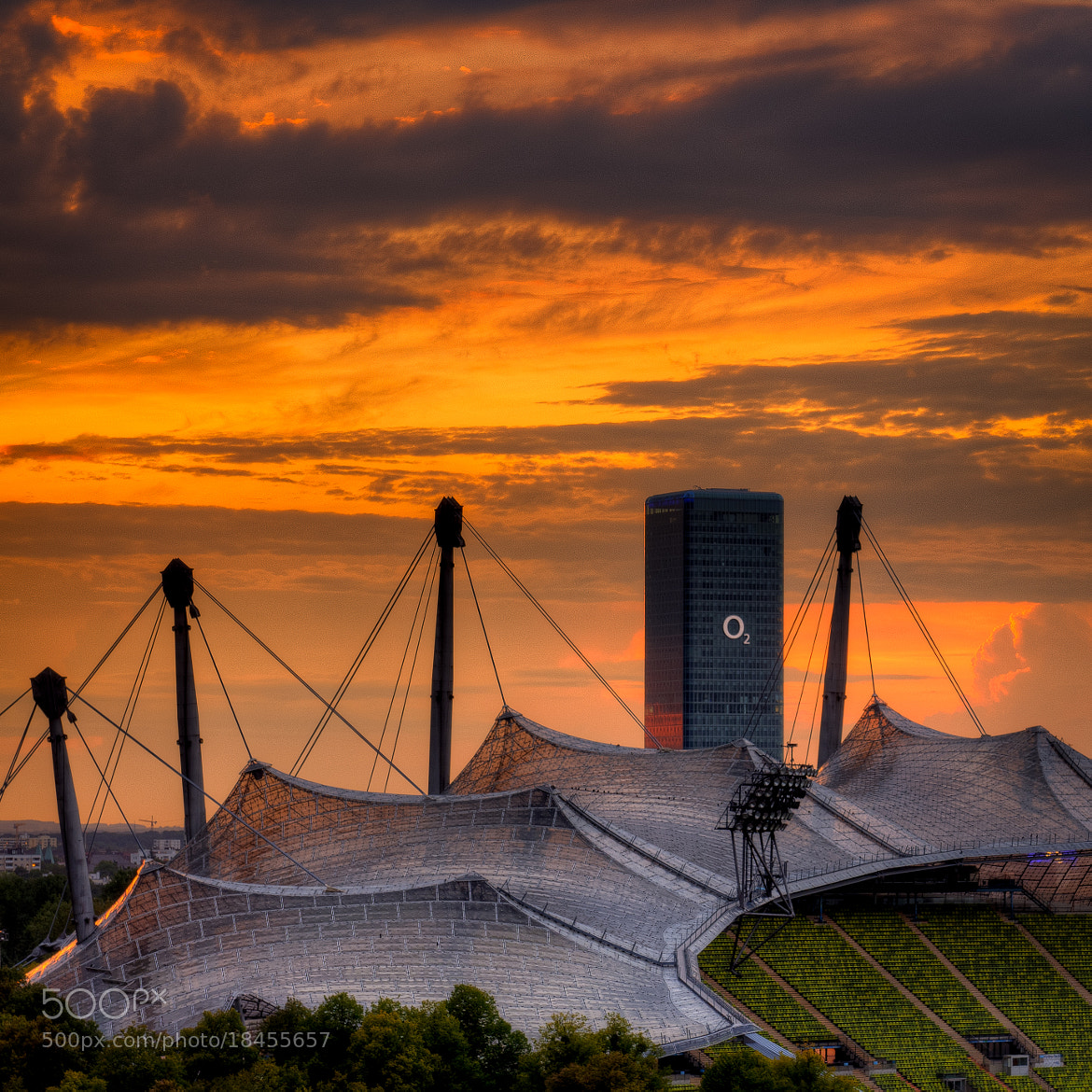 Photograph Stadium by Ade Russell on 500px