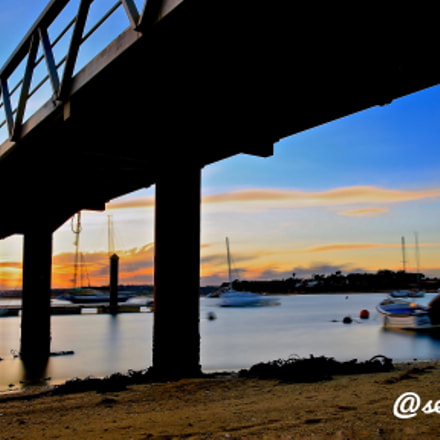 What a Sunset!!, Canon EOS 5D MARK III, Sigma 24-35mm f/2 DG HSM | A