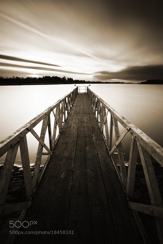 Photograph Dead End by Simon Cameron on 500px