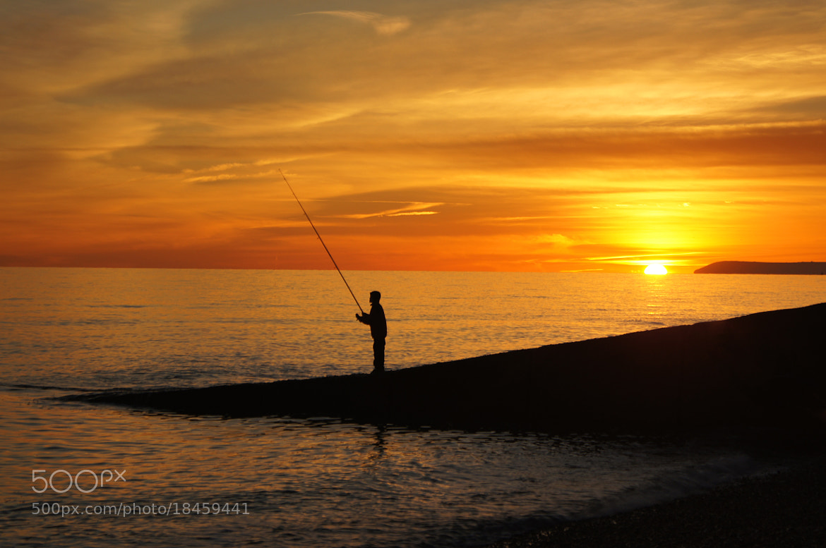 Photograph The Fisherman! by Steve Wallace on 500px