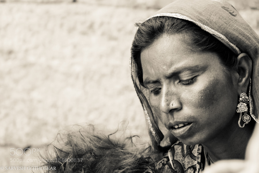 Colours in monochrome.. by SarveshGothoskar