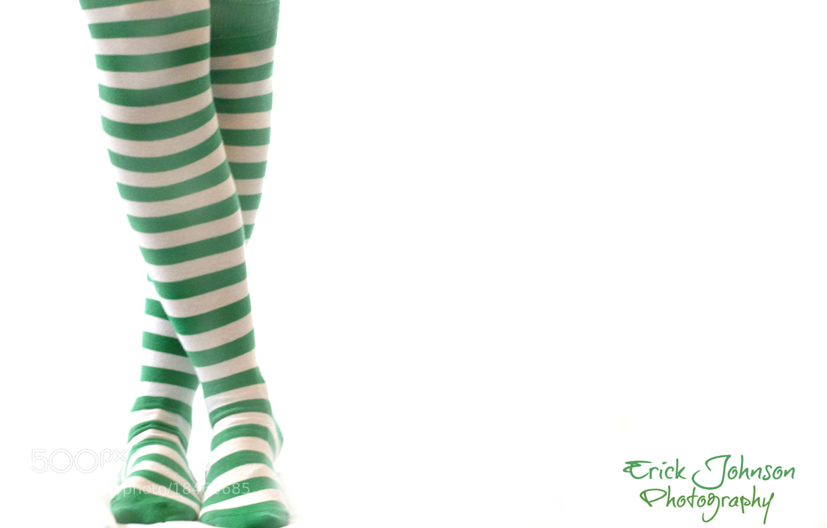 Photograph green legs by Erick Johnson on 500px
