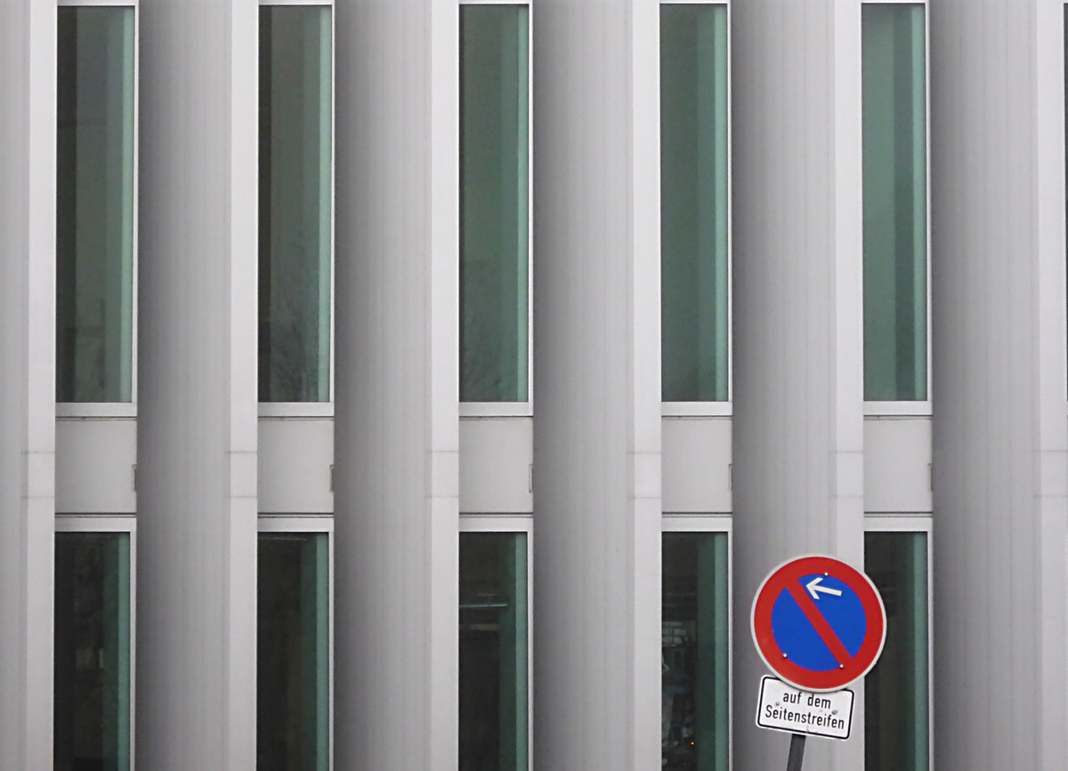Photograph Do not park by Michael Fritsch on 500px