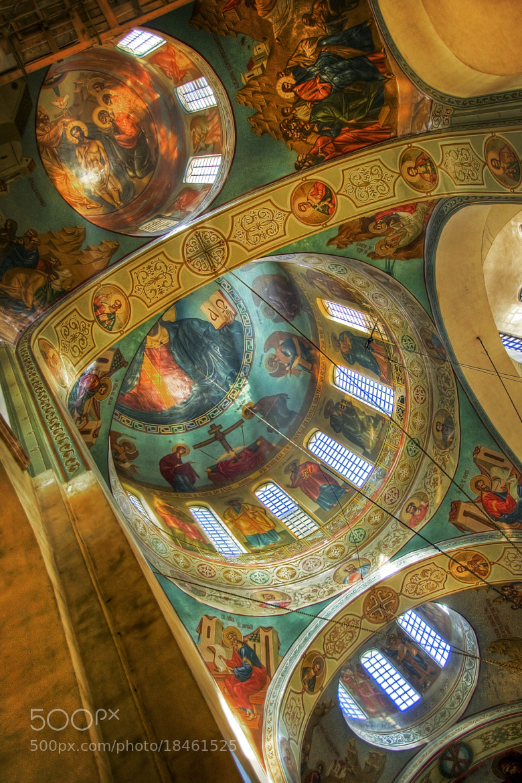 Photograph Three domes, Cherkasy by Chris Spracklen on 500px