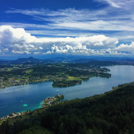Wörthersee Lake