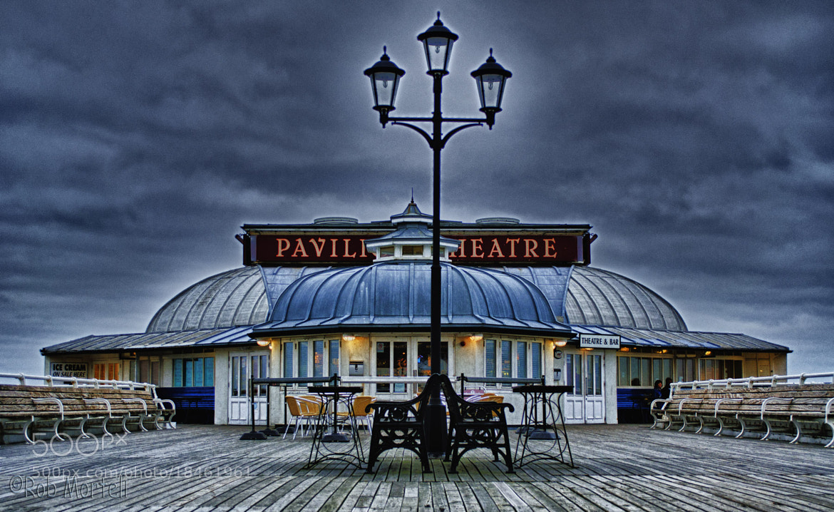 Photograph croma pier  by rob mortell  on 500px