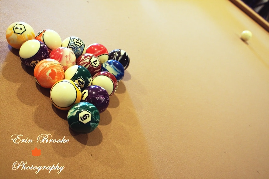 Photograph A game of Pool by Erin Brooke on 500px