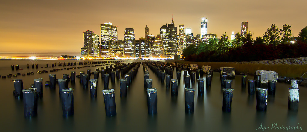 Photograph Brooklyn Bridge Park by Tio Agui on 500px