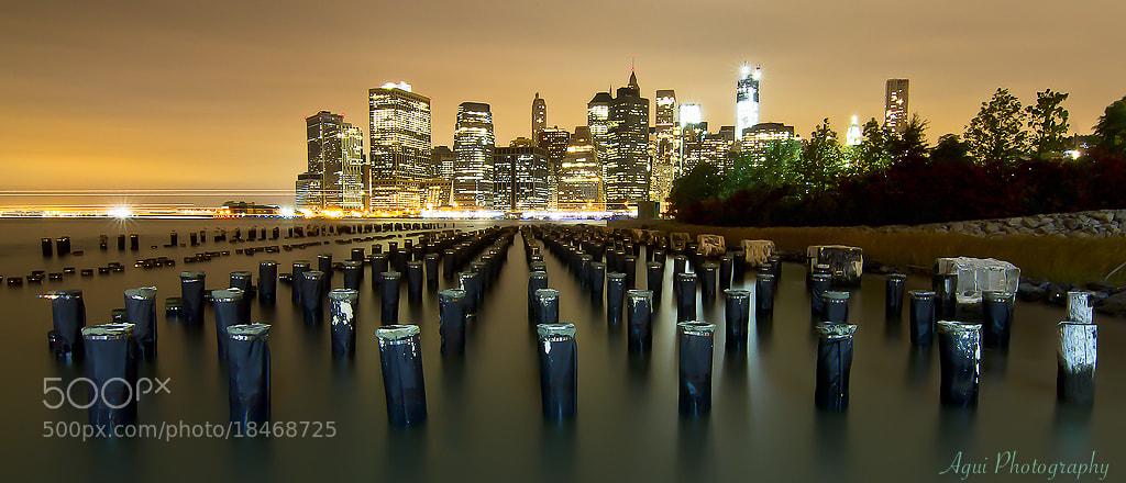Photograph Brooklyn Bridge Park by Tio Agui on 500px