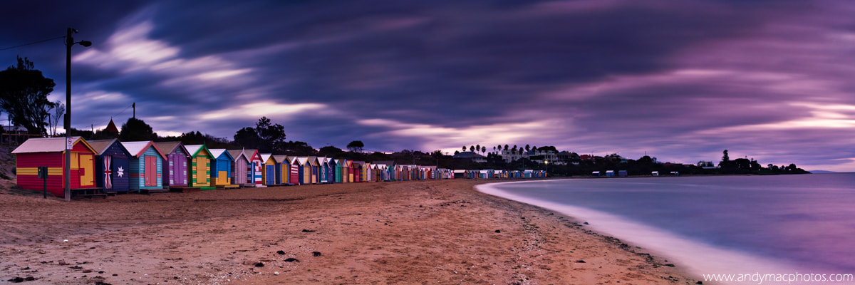 Photograph Brighton Beach by Andrew McNeil on 500px