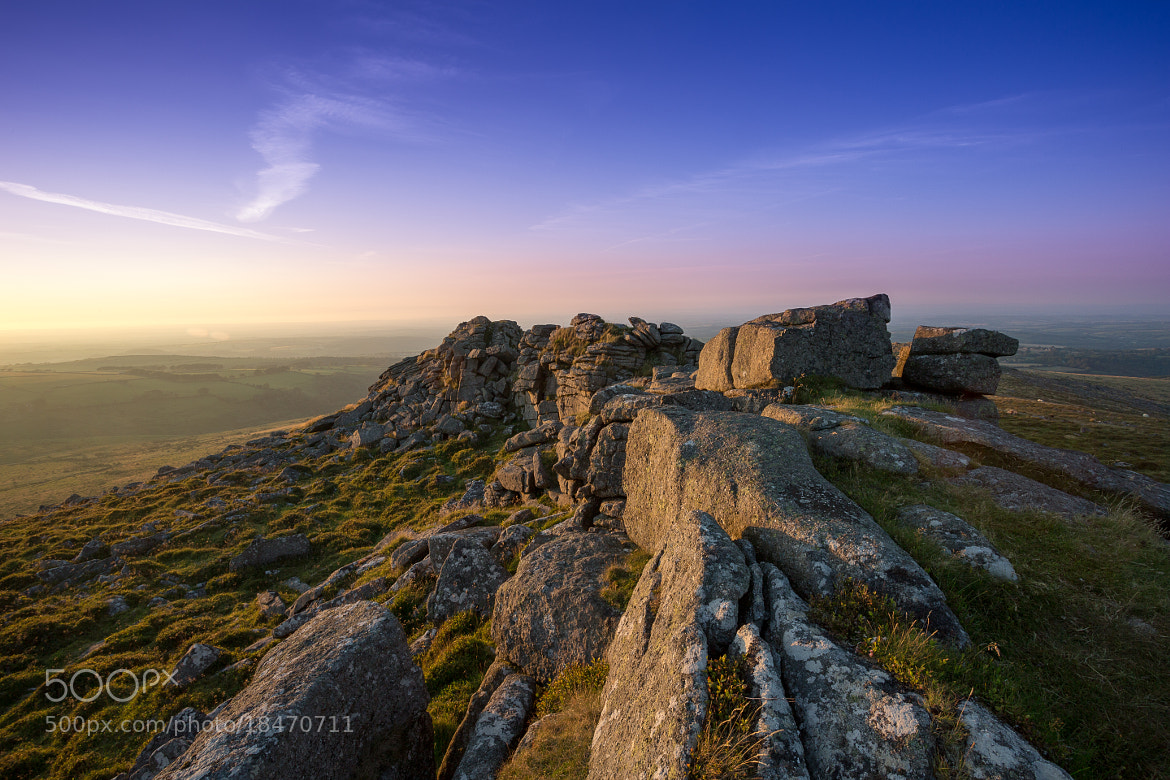 Photograph Belstone Tor by Anna Curnow on 500px
