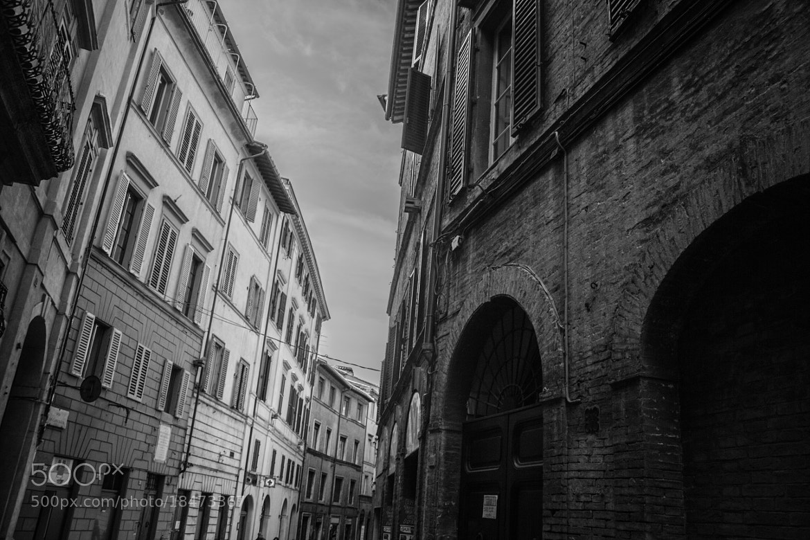 Photograph Siena Street. by Matthew Edge on 500px