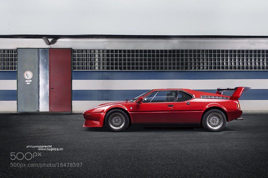 Photograph BMW M1 by Philipp Rupprecht on 500px