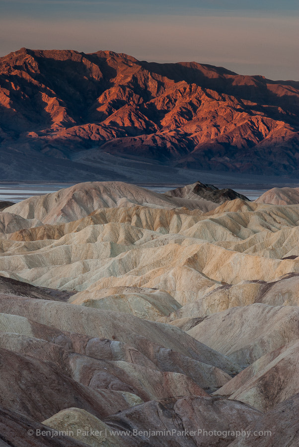 Photograph Death Valley Texture by Benjamin Parker on 500px