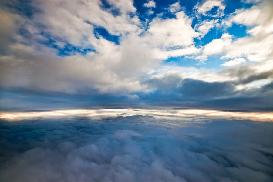 Photograph Sky is the limit by Loic Labranche on 500px