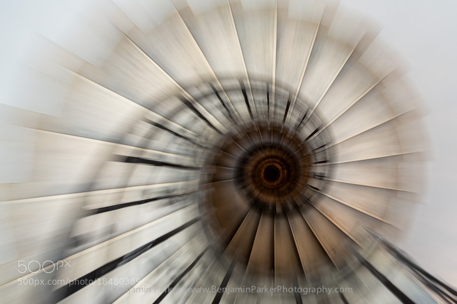 Photograph Downward by Benjamin Parker on 500px