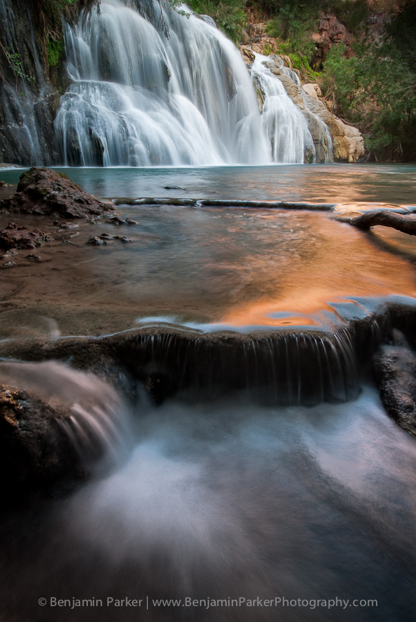 Photograph Navajo Fall by Benjamin Parker on 500px