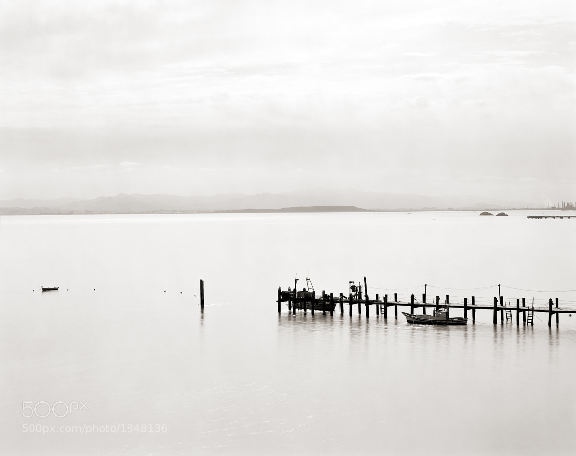 Photograph Pier, China Camp, California by Austin Granger on 500px